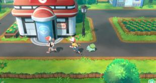 Pokémon: Let's Go, Evoli! und Pikachu! Screenshot 04