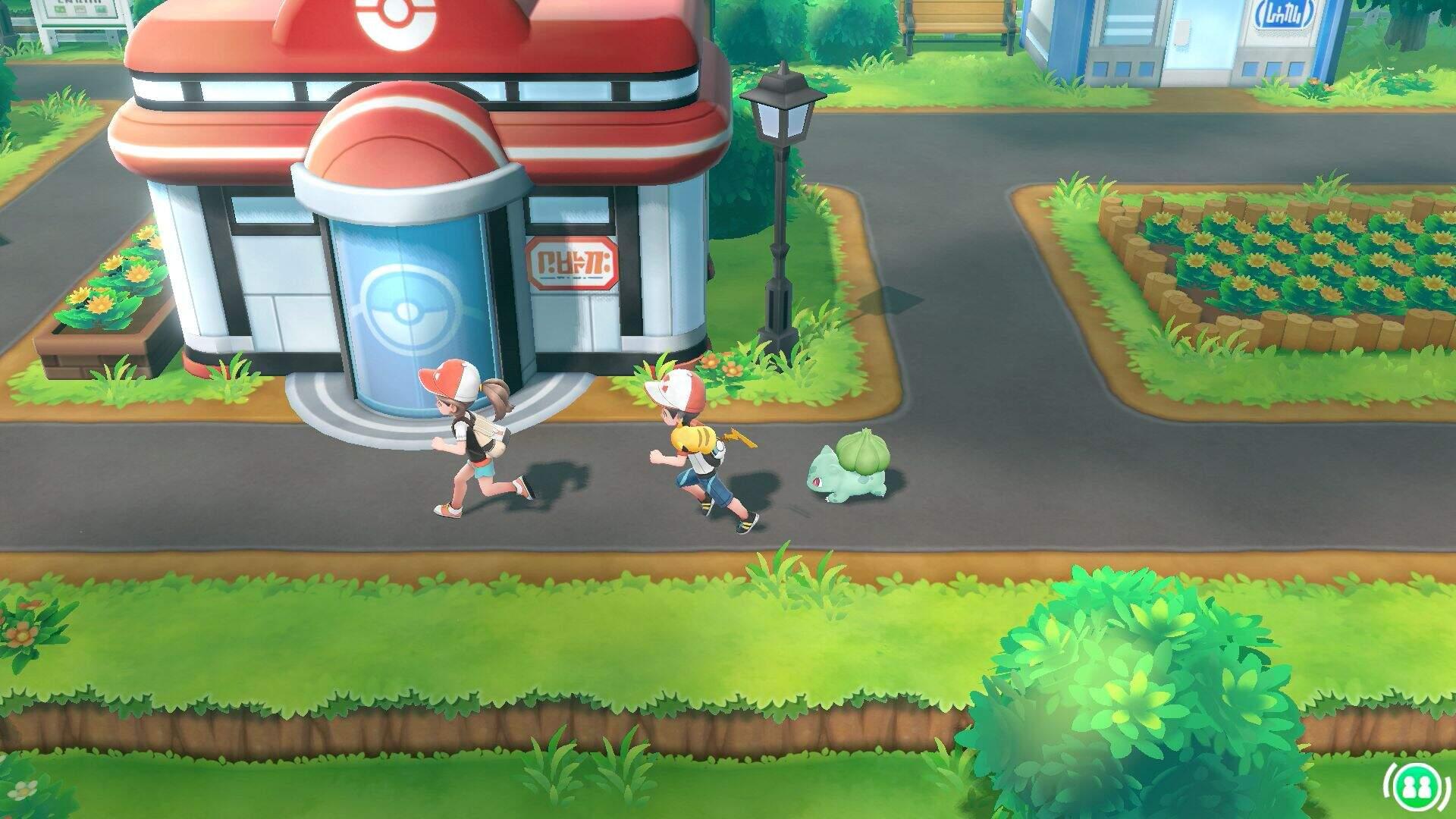 Pokémon: Let's Go, Evoli! und Pikachu! Screenshot 04