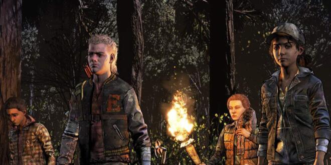 The Walking Dead: Die letzte Staffel