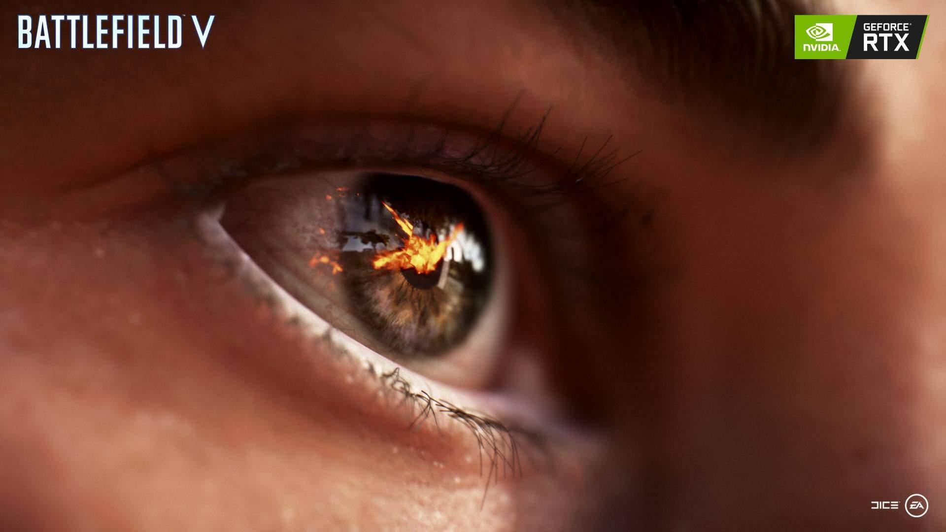 Battlefield V Nvidia RTX Raytracing