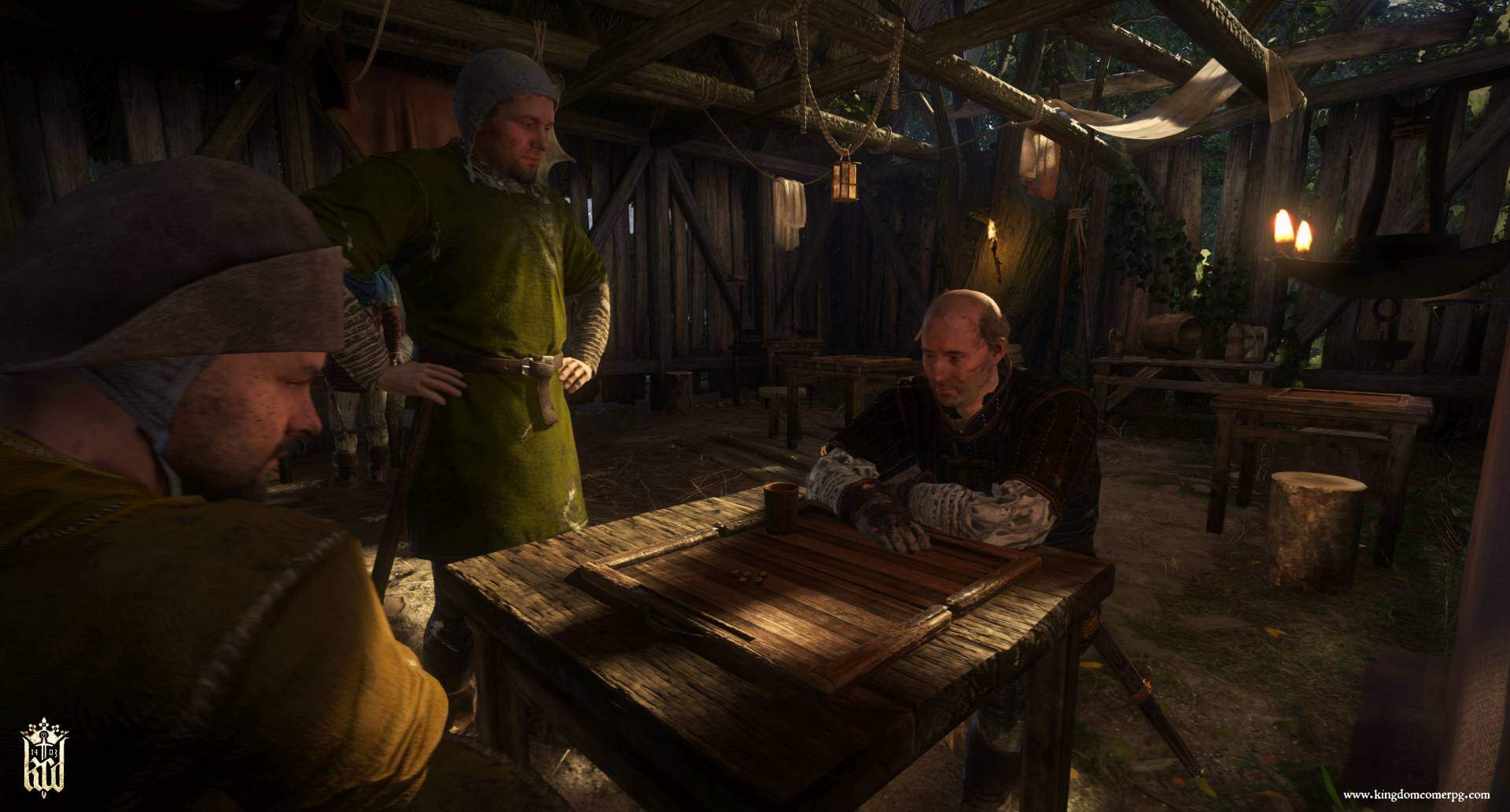 Kingdom Come Deliverance Sir Hans Capon 1
