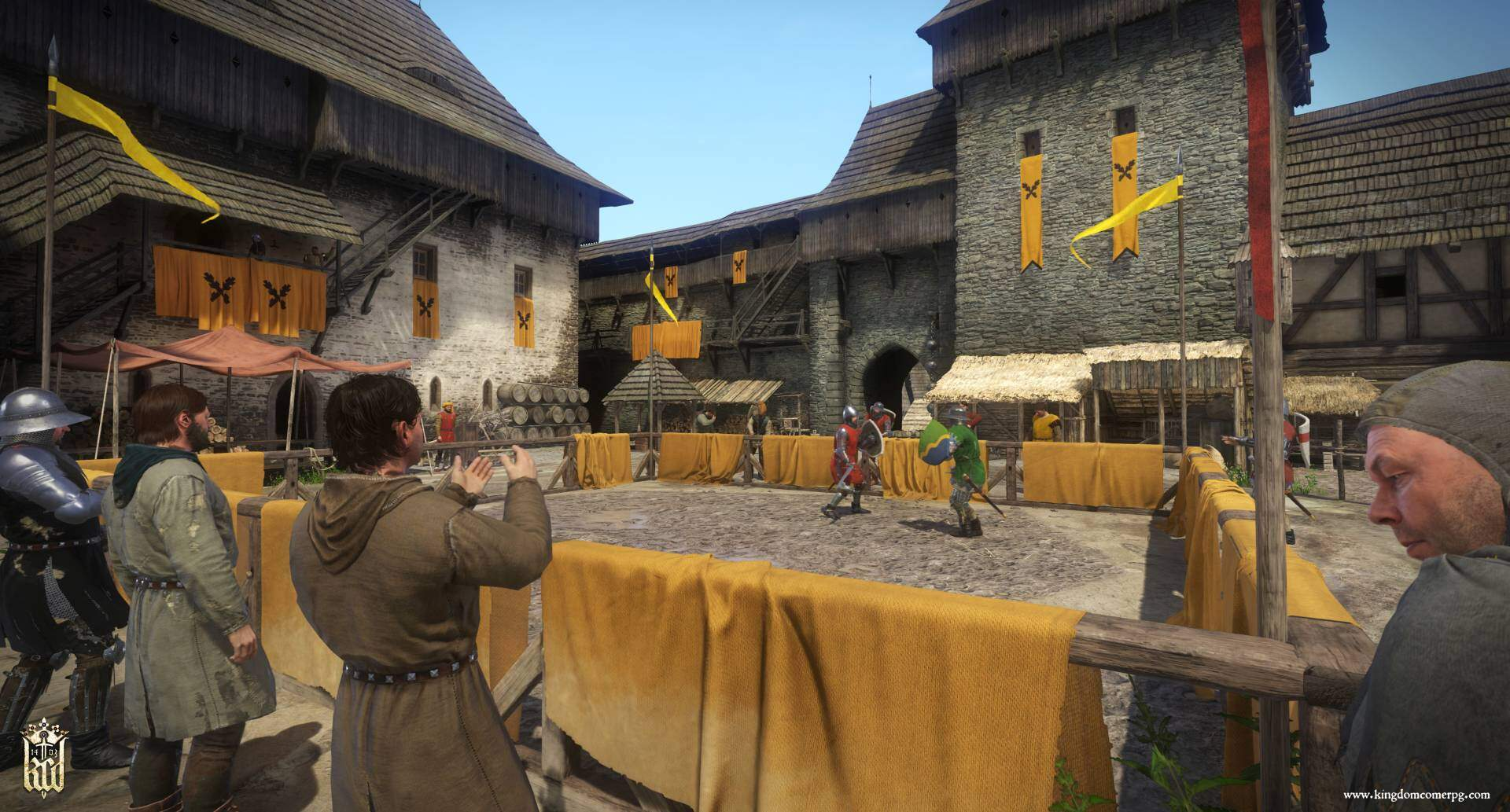 Kingdom Come Deliverance Tournament 1