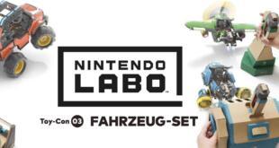 Nintendo Labo Fahrzeug-Set
