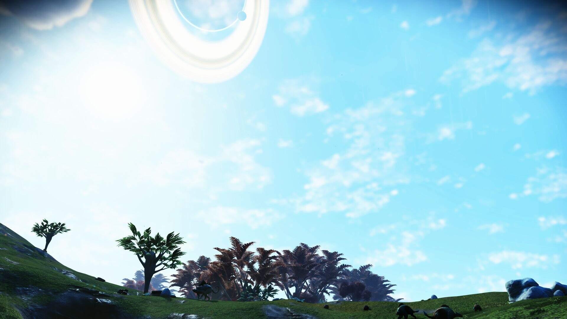 No Man's Sky Flora und Fauna