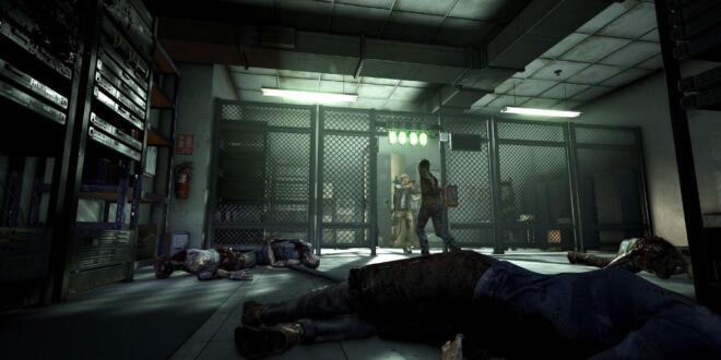 Overkill's The Walking Dead Screenshot