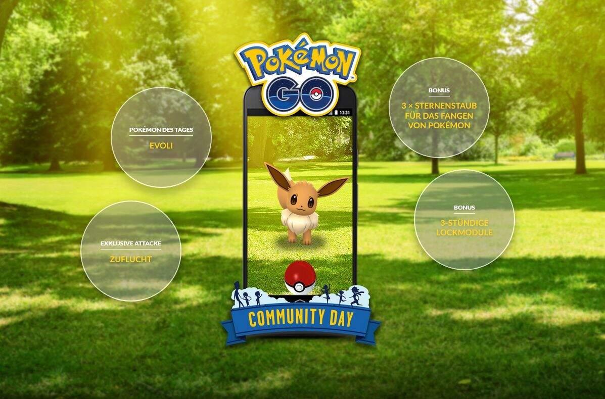 Pokémon GO August Community Day
