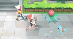 Pokémon: Let's Go, Evoli! und Pikachu!