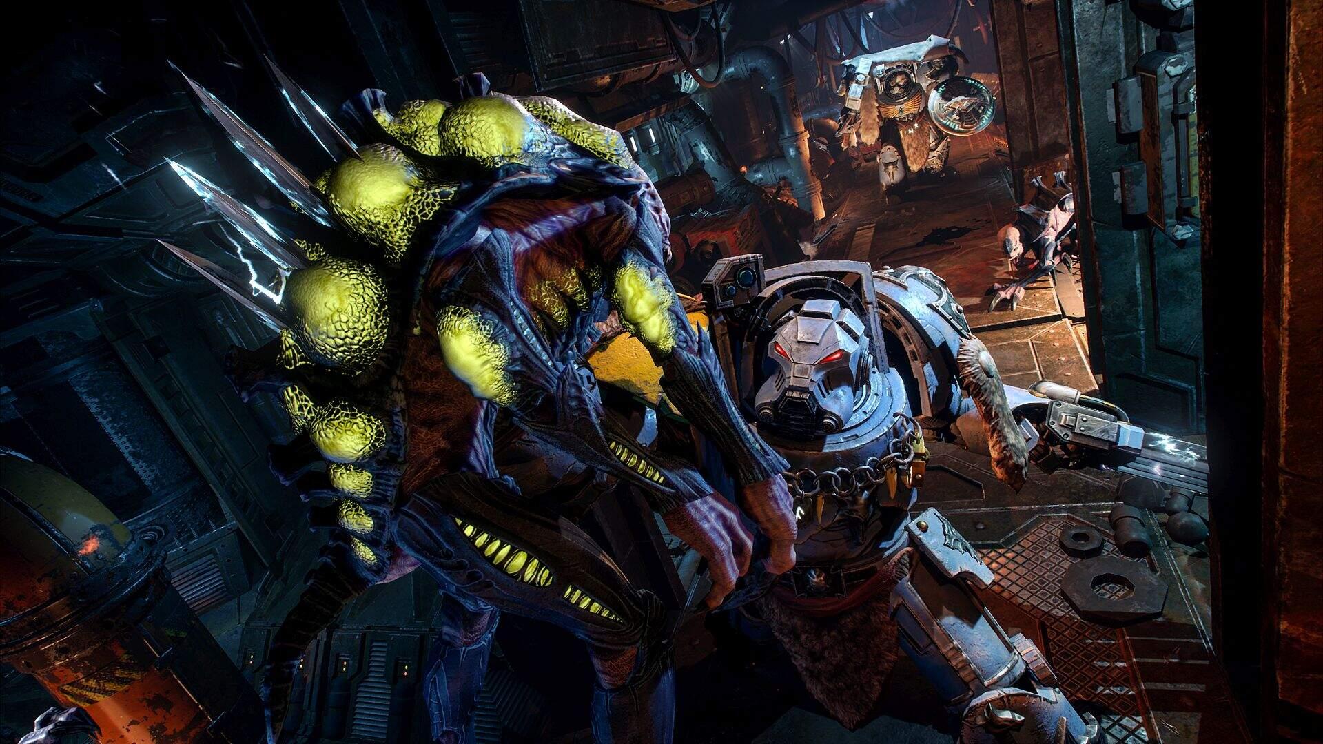 Space Hulk: Tactics Screenshot