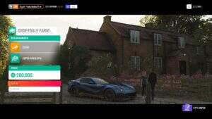 Forza Horizon 4 Croftdalw Farm Boni