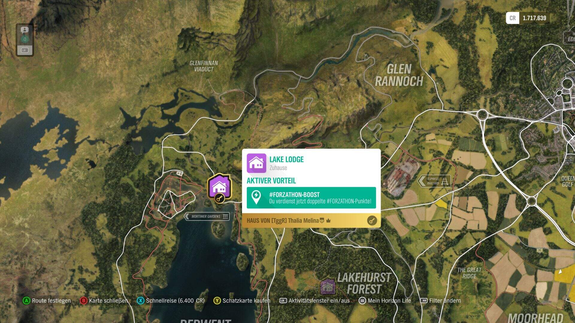 Forza Horizon 4 Lake Lodge Location