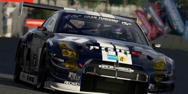 Gran Turismo Sport Nissan