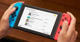 Nintendo Switch Cloud Speicherstände