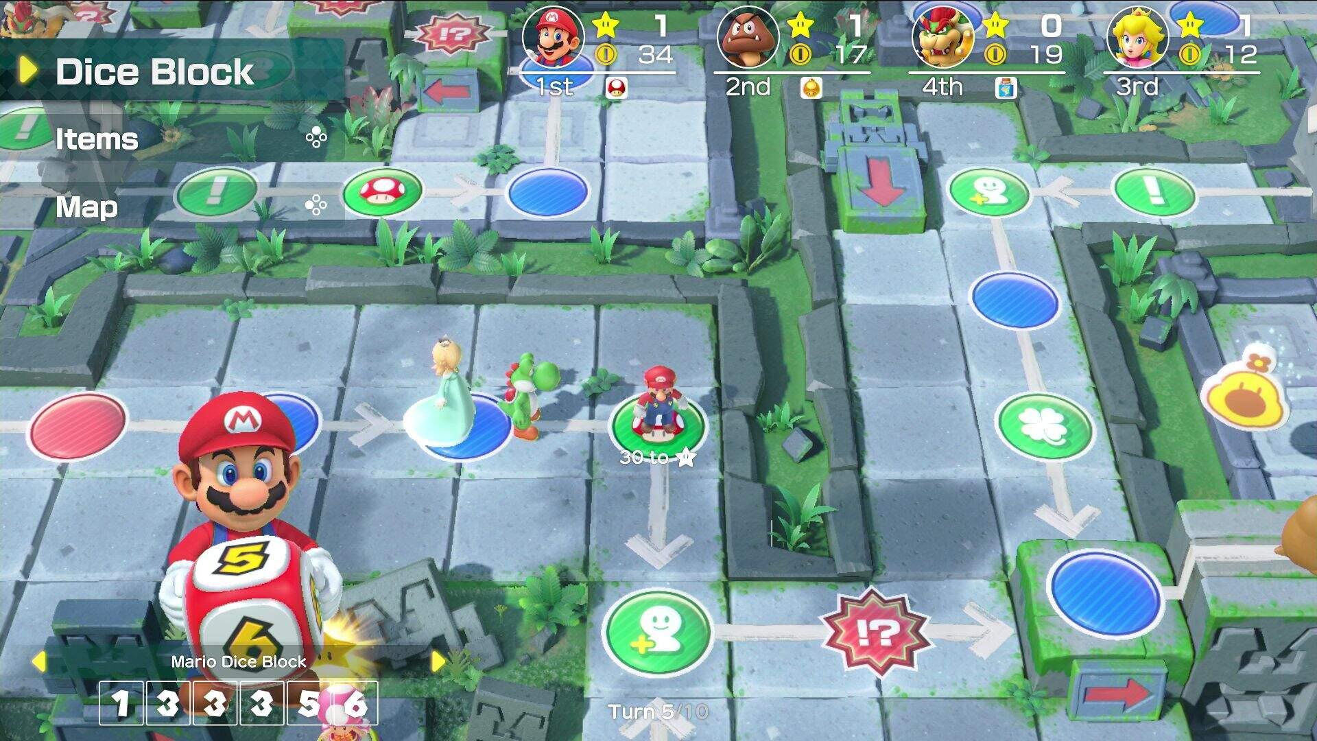 Super Mario Party Screenshot