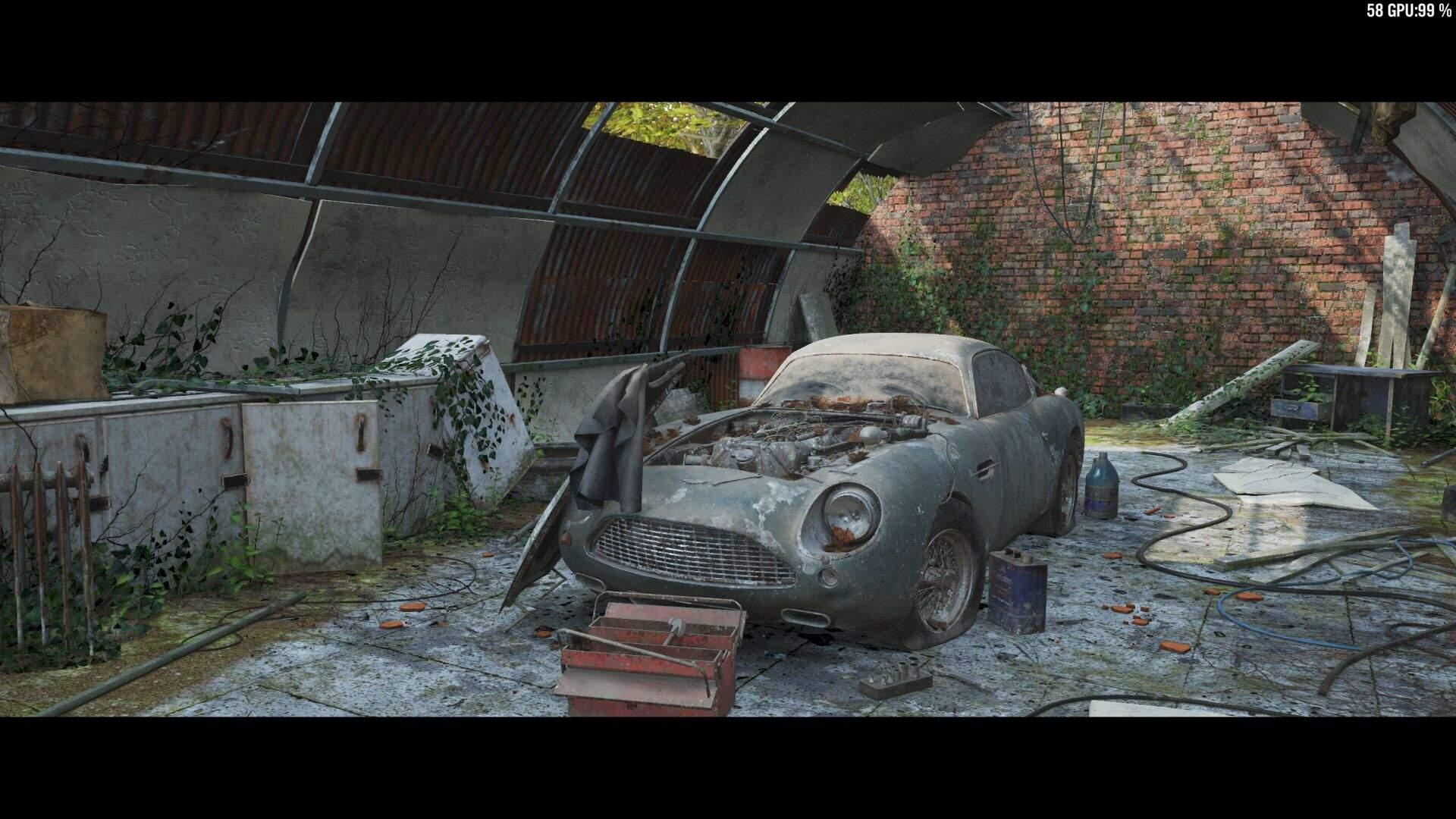 Forza horizon 4 Aston Martin DB4 GT Zagato Scheunenfund