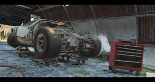 Forza Horizon 4 Ford GT40 MKI Scheunenfund
