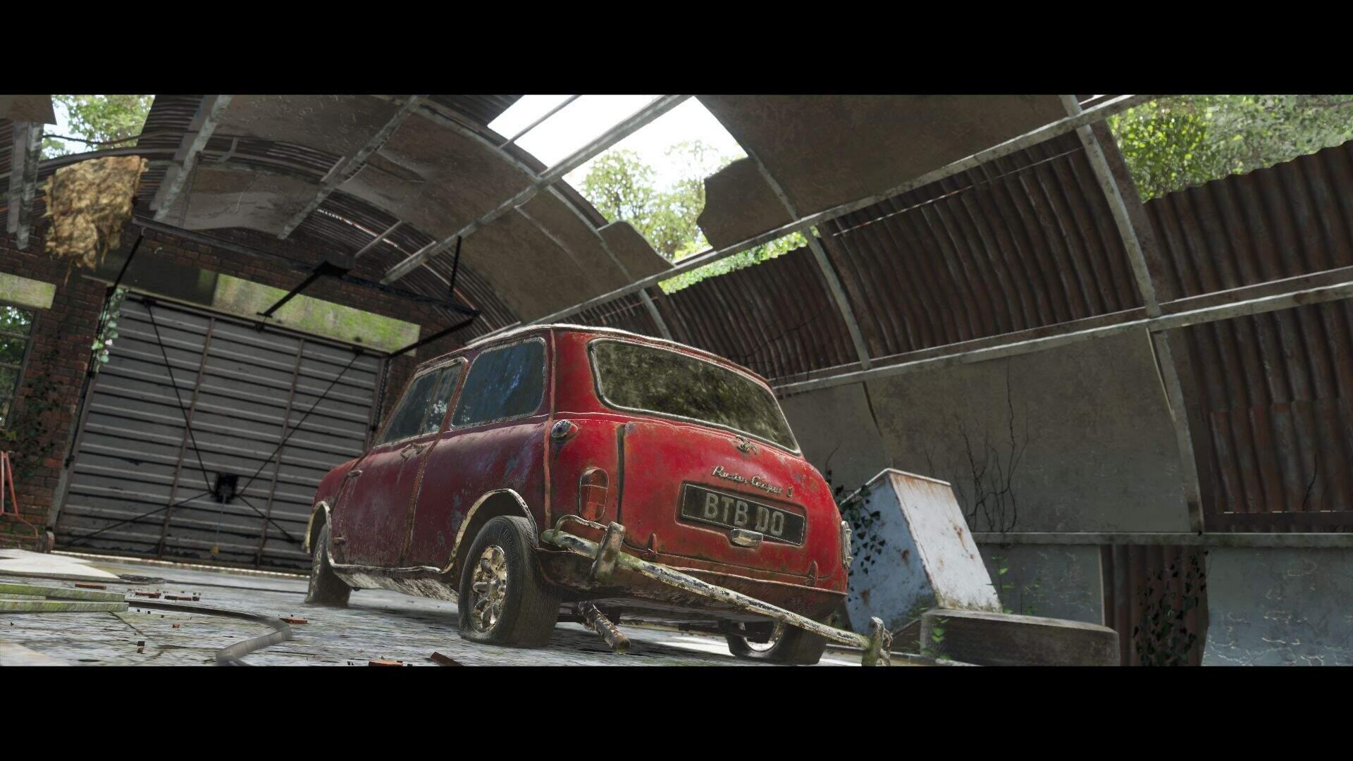 Forza Horizon 4 Mini Cooper S Scheunenfund