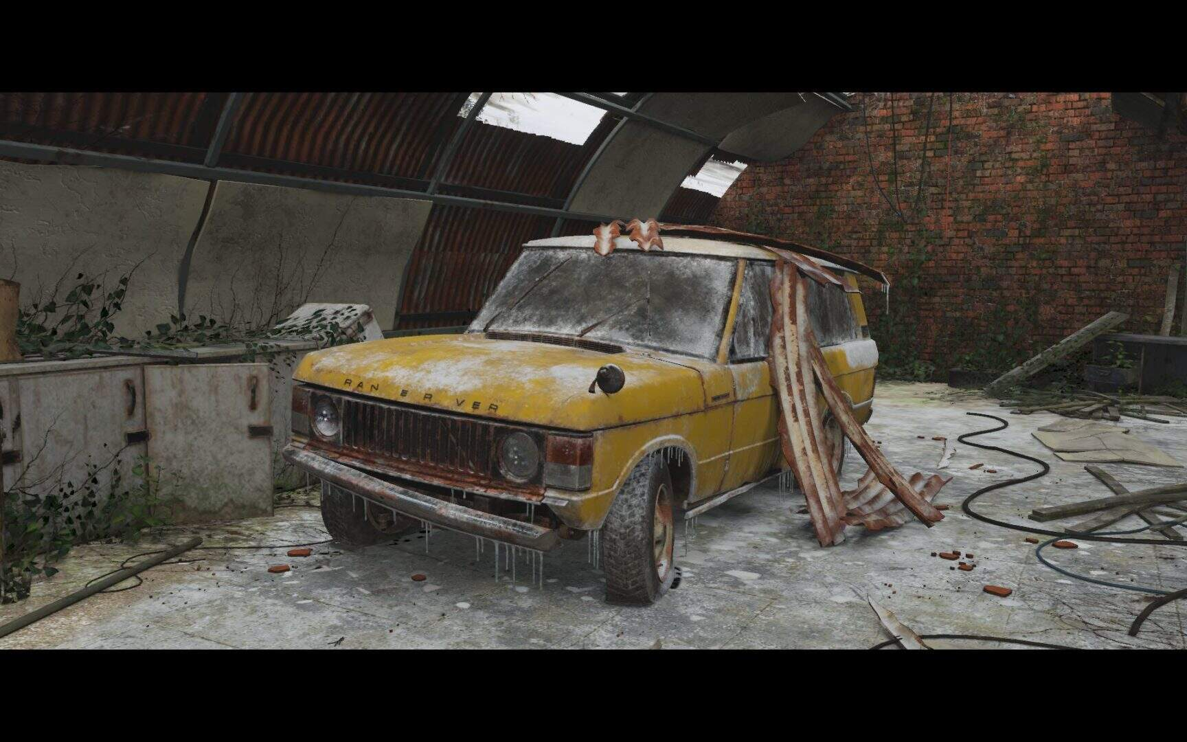Forza Horizon 4 Scheunenfund Range Rover