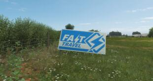 Forza Horizon 4 Schnellreise Bonustafel