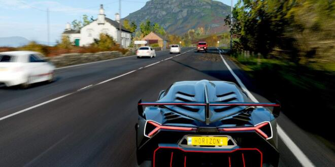 Forza Horizon 4 Angeber Fähigkeit