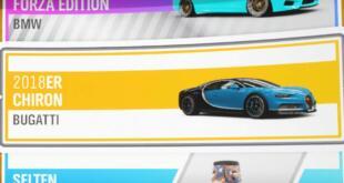 Forza Horizon 4 Goliath Rennen