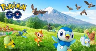 Pokémon GO Sinnoh
