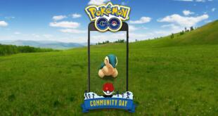 Pokémon GO November Community Day