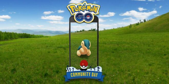 Pokémon GO November Community Day