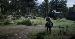 Red Dead Redemption 2 Schnellreise