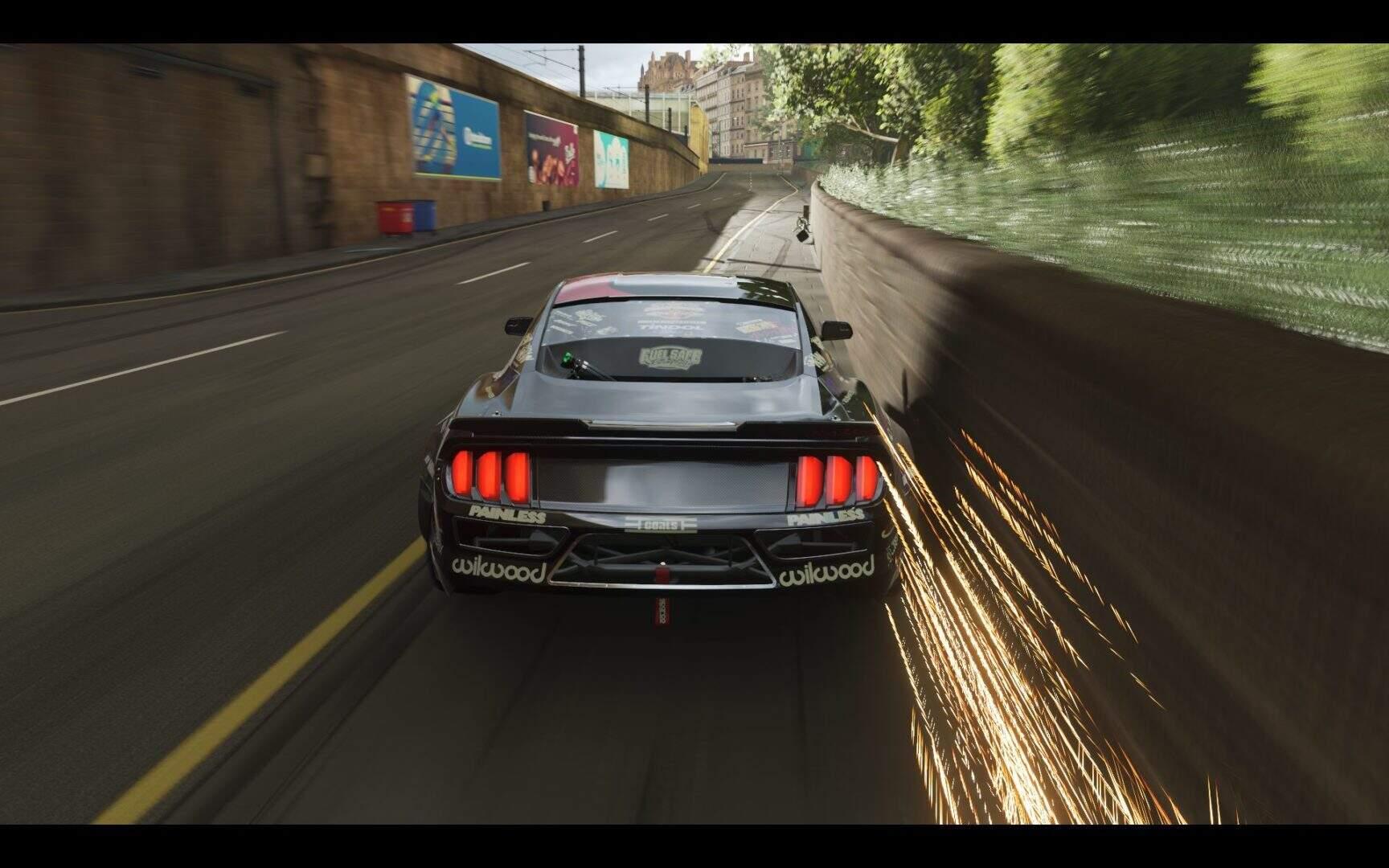 Forza Horizon 4 Drift-Berührung Fähigkeit