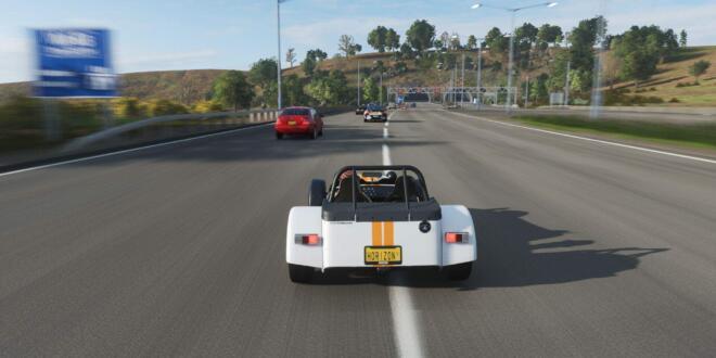 Forza Horizon 4 Durch's Nadelöhr Fähigkeiten