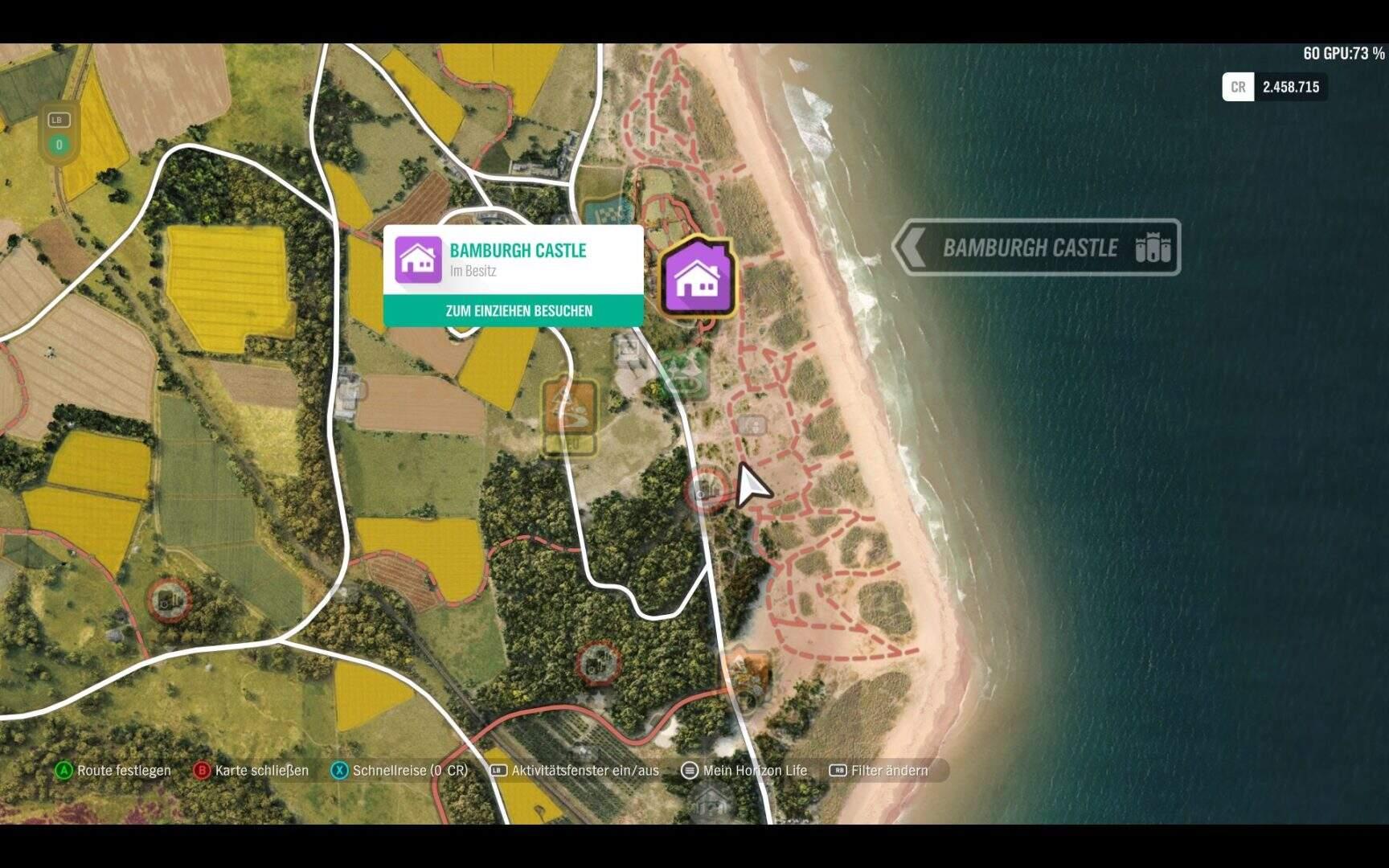 Forza Horizon 4 Durchs Nadelöhr Fähigkeit Location