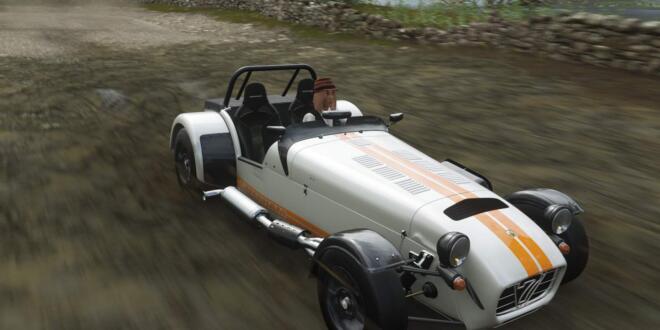 Forza Horizon 4 #Forzathon Guide KW 46 – Vollblütig