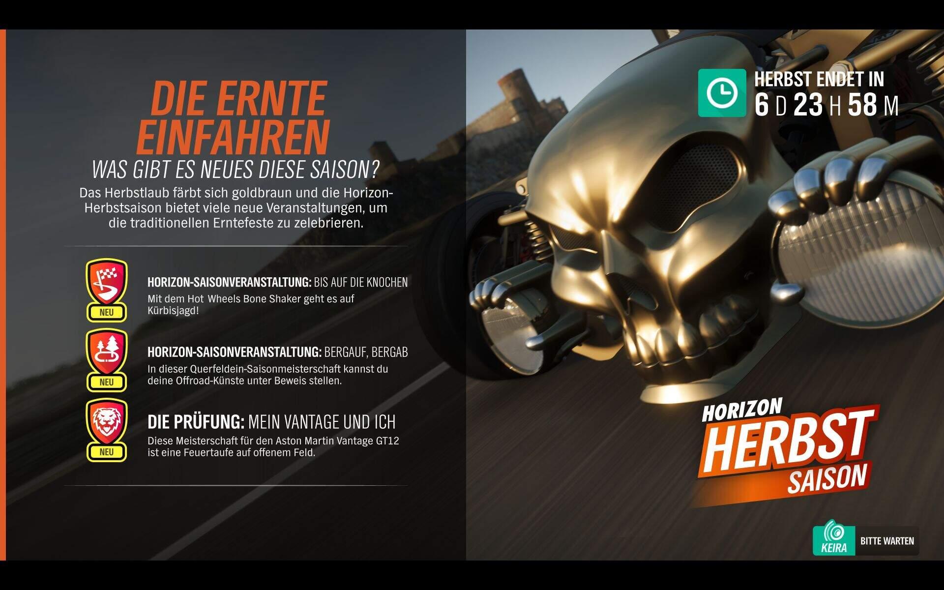 Forza Horizon 4 Herbst