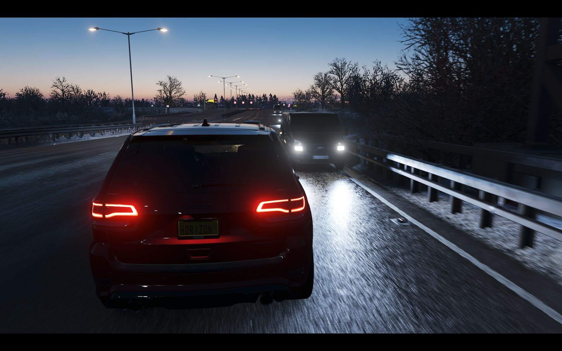 Forza Horizon 4 Lackschaden