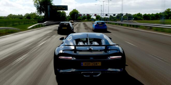 Forza Horizon 4 Durchs Nadelöhr Fähigkeit