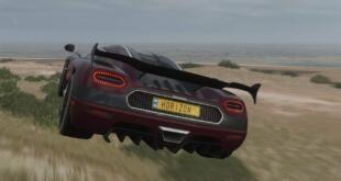 Forza Horizon 4 Känguru Fähigkeit