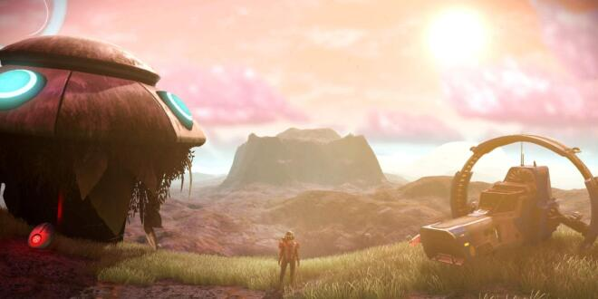 No Man's Sky Visions Update