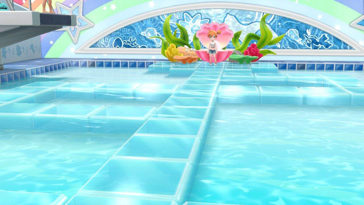 Pokémon: Let´s GO Evoli Screenshot