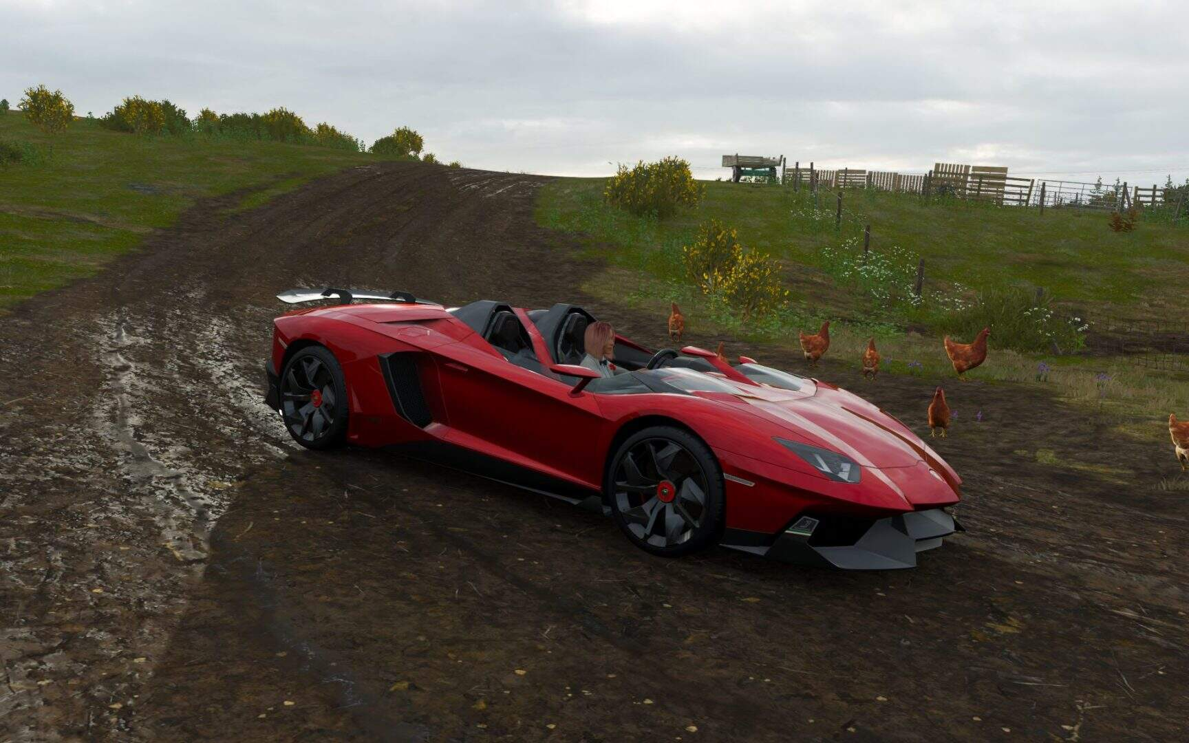 Forza Horizon 4 Lamborghini Aventador J