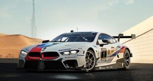 Forza Motorsport 7 2018 #1 BMW M Motorsport M8 GTE