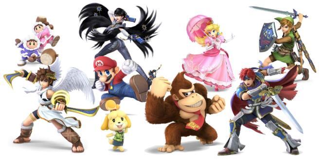Super Smash Bros. Ultimate Gewinnspiel