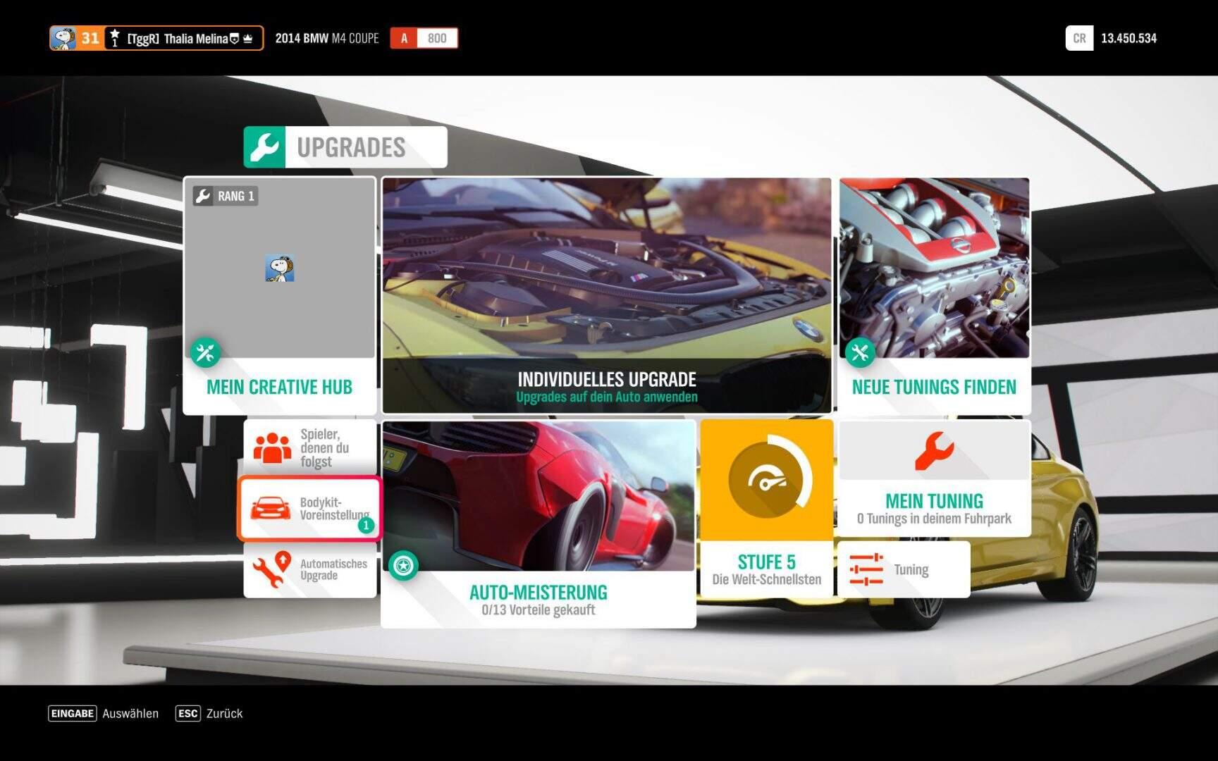 Forza Horizon 4 Bodykits