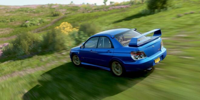 Forza Horizon 4 #Forzathon Guide KW 03 – Eine neue Generation