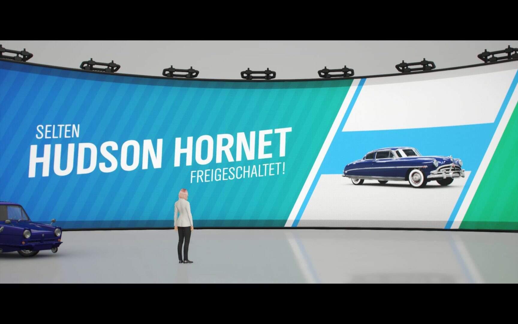 Forza Horizon 4 Hudson Hornet