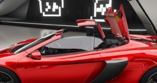 Forza Horizon 4 McLaren Spyder