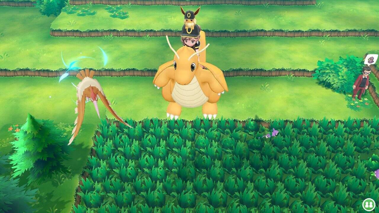 Pokémon Let's GO Dragoran