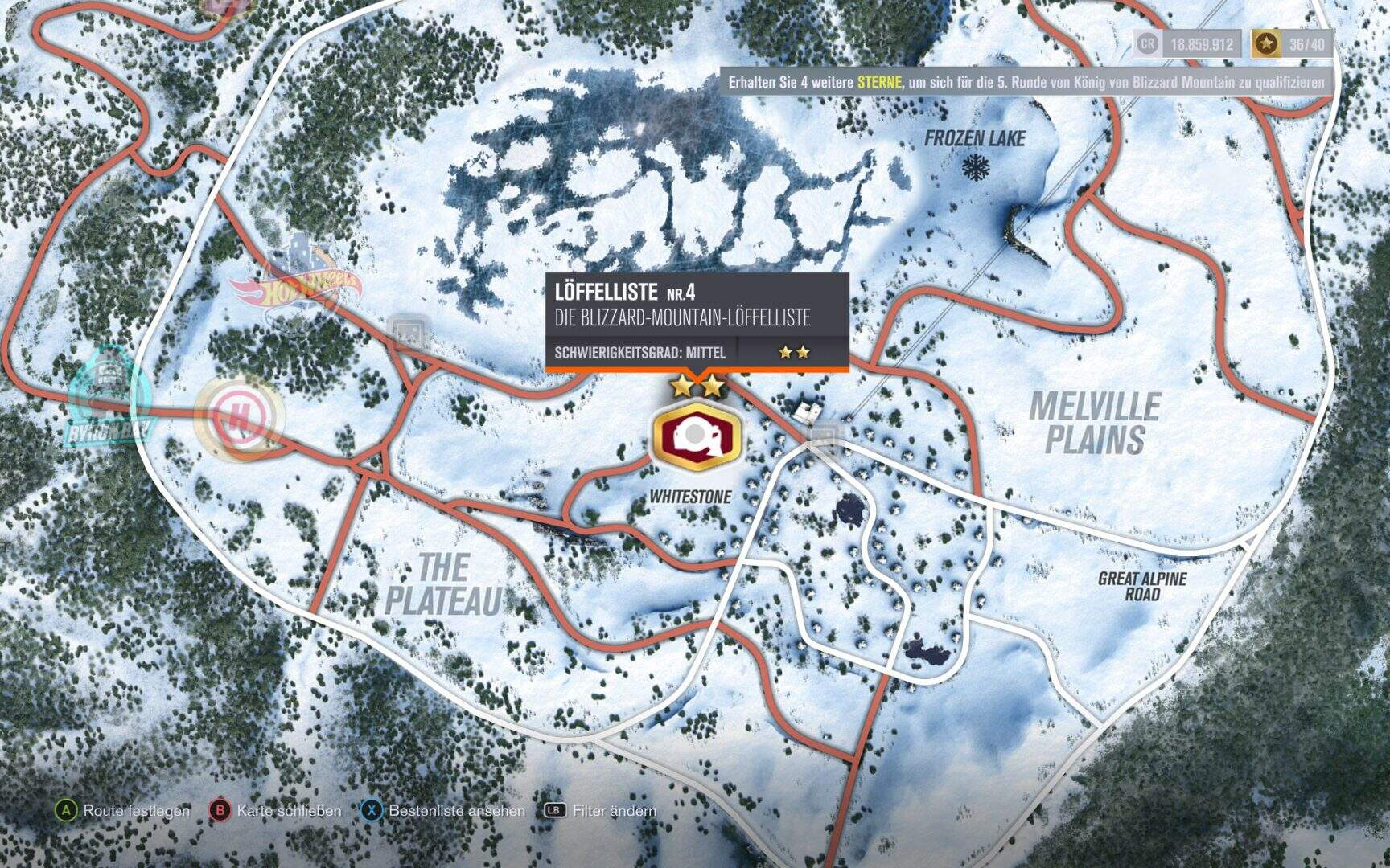 Forza Horizon 3 Schneemann Fähigkeit Location