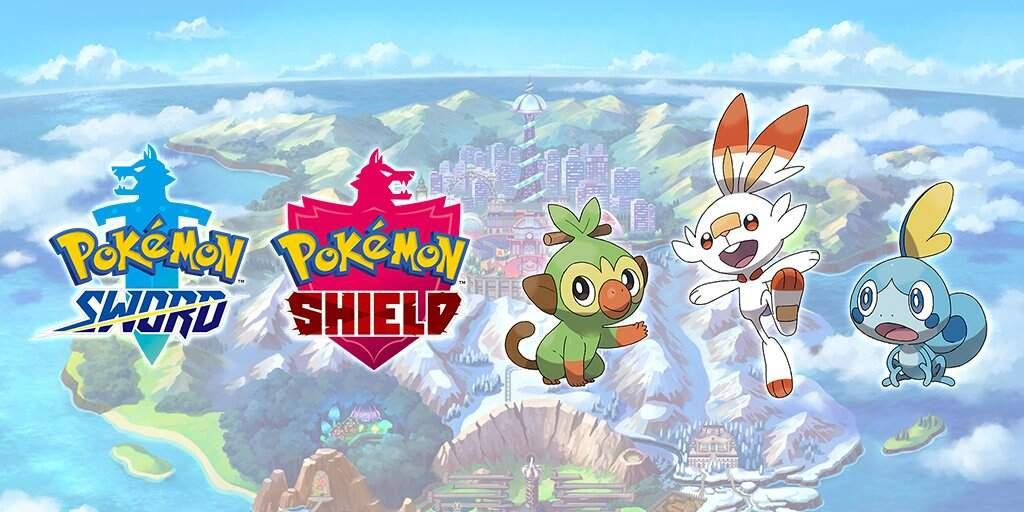Pokémon Schwert und Schild Starter