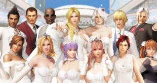 Dead or Alive 6 Happy Wedding Vol. 2
