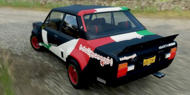Forza Horizon 4 Abarth